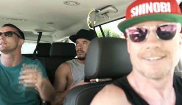 Team McGregor vlog 6.