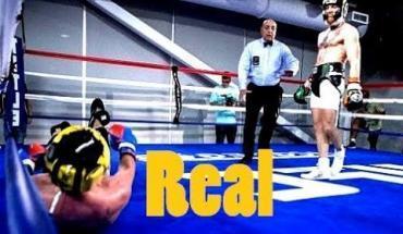 Conor McGregor's Knockdown breakdown.