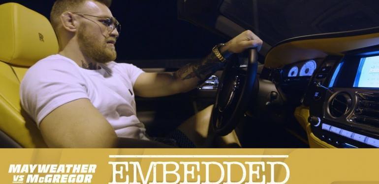 Mayweather vs. McGregor Embedded 1.