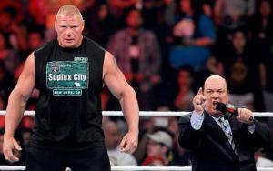 Brock Lesnar vs Conor McGregor?