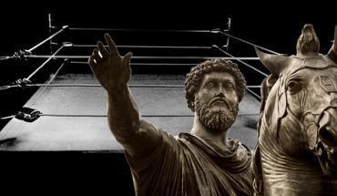 Roman marcus aurelius.
