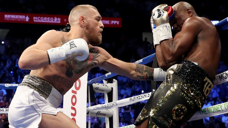 Floyd Mayweather vs Conor McGregor full fight.