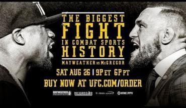 Mayweather vs McGregor: Final Press Conference