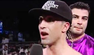 Paulie malignaggi boxing fucked.