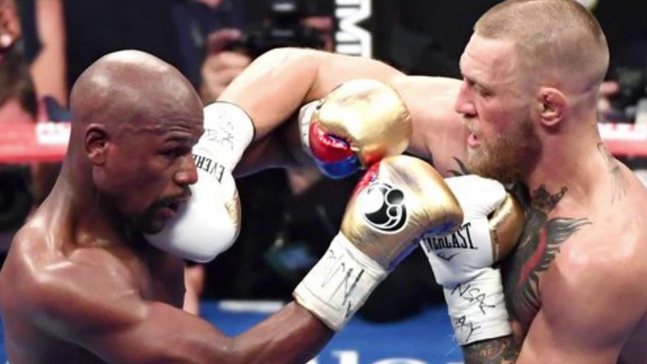 Conor McGregor fighting money.