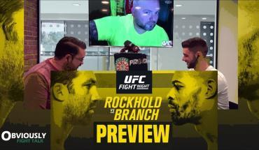 UFC Pittsburgh predictions.