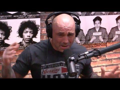 Joe Rogan In Studio Talks Conor Mcgregor Fighting Style.