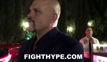McGregor vs Diaz 3 Chuck Liddell.