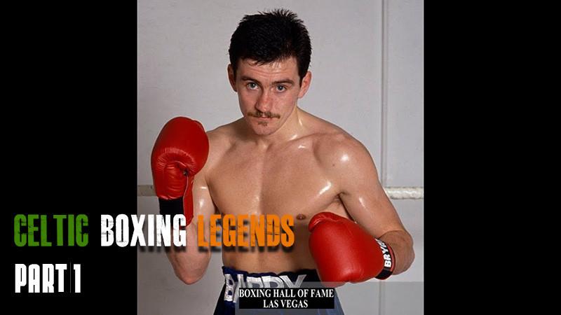 Celtic Boxing legends celtic fists part 1.