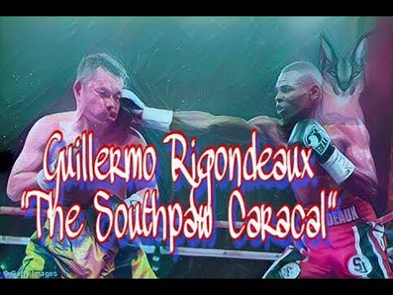 Guillermo Rigondeaux highlights.