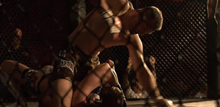 Irish MMA documentary robert devane.