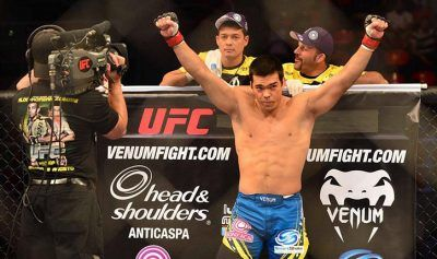 UFC japan lyoto machida martial arts.