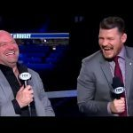 Michael Bisping being funny.