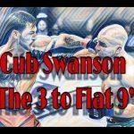 Cub Swanson breakdown.