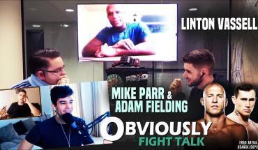 UFC Gdansk recap and Linton vassell.
