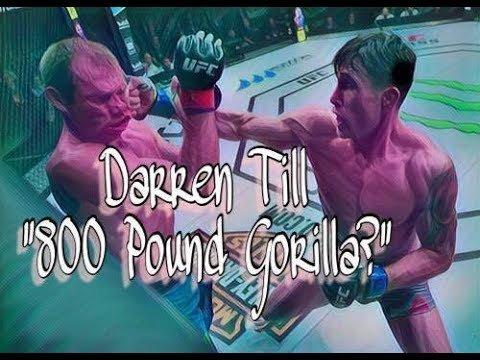 Darren Till Skill Breakdown And Skill Study.
