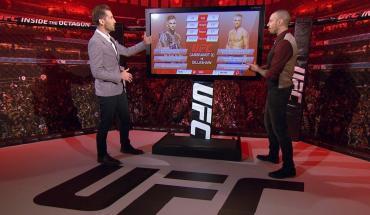 UFC 217 Garbrandt vs Dillashaw, Joanna vs Namajunas