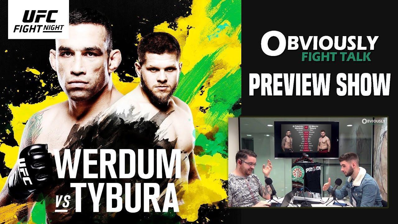 UFC Fight Night 121 - UFC Sydney predictions.