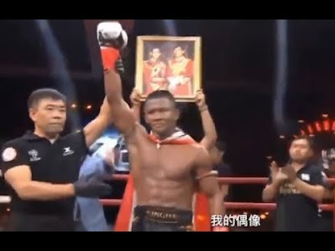 Muay Thai legend Buakaw's passion.