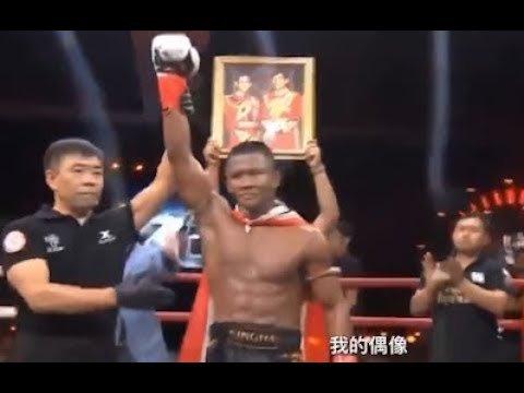 Muay Thai legend Buakaw's passion.