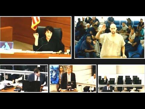 Volkan Oezdemir court appearance.
