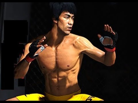 Bruce Lee writings observed.