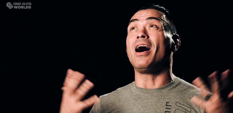 Combat jiu-jitsu Eddie Bravo invitational.