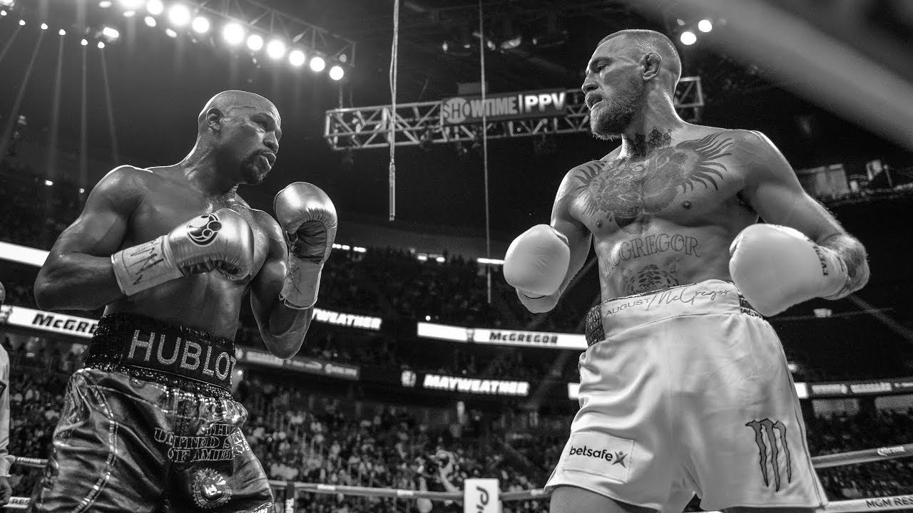 Mayweather Vs. Mcgregor All Access.
