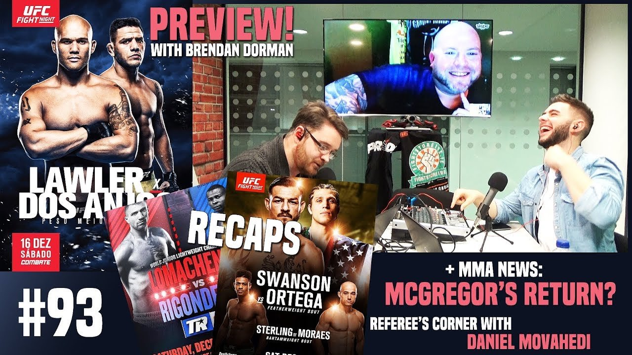 UFC Fresno recap and UFC preview.