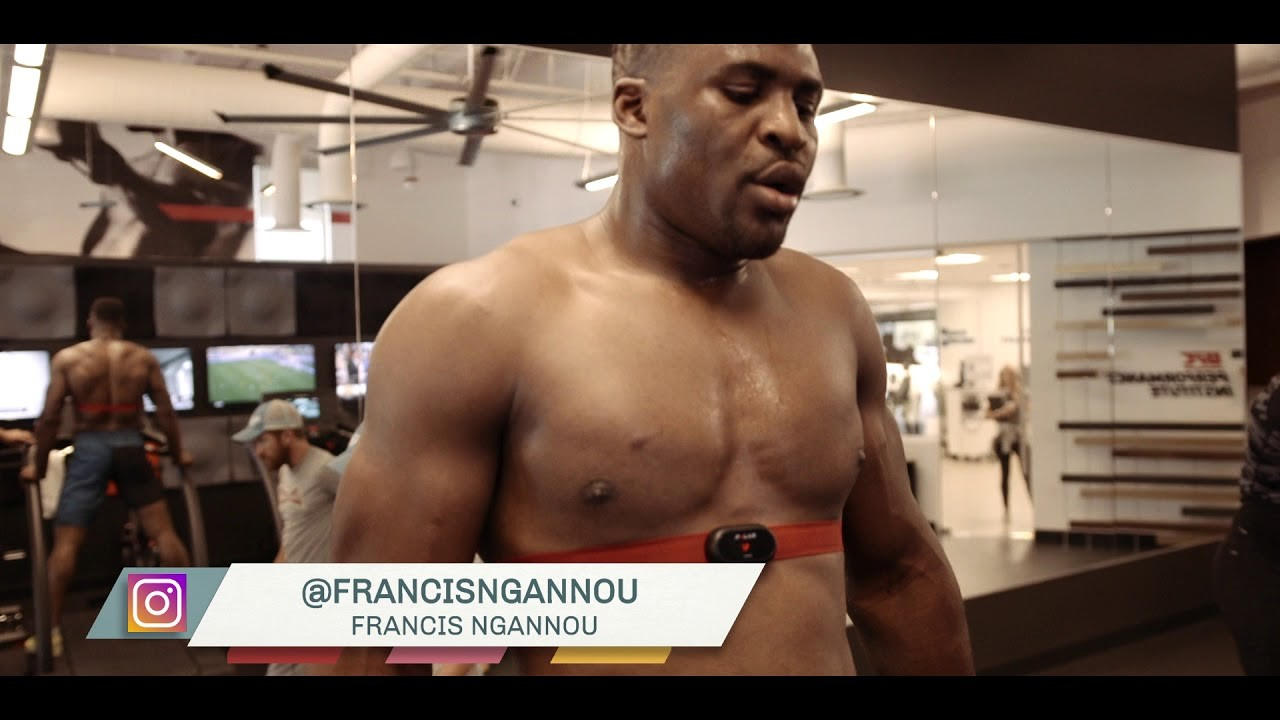 Joe rogan on Francis Ngannou.