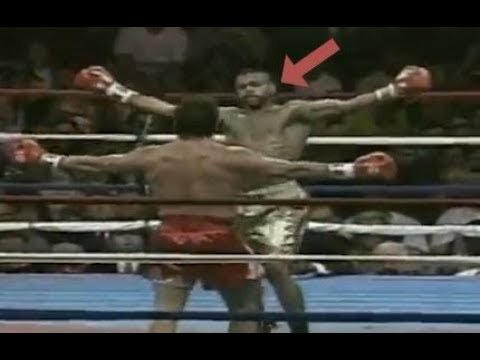 Roy Jones world champion boxer.