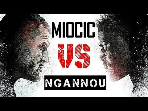 Stipe Miocic vs Francis NGannou GIANTS Promo.