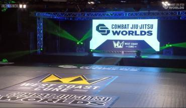 Combat Jiu-Jitsu Worlds 1 Eddie Bravo.