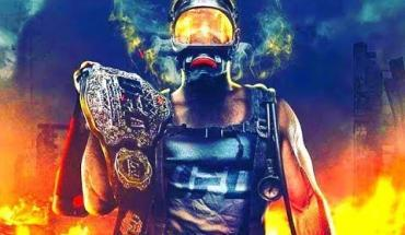 The scariestknockout artists Francis Ngannou.