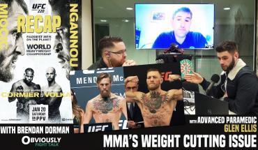 UFC 220 and Bellator 192 recap show.