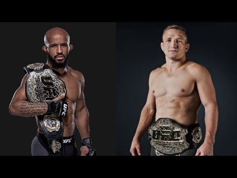 Demetrious Johnson on facing TJ Dillashaw.