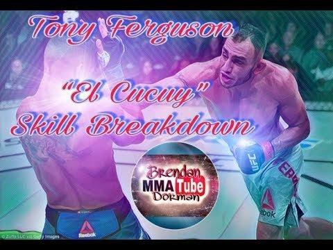 Tony El Cucuy Ferguson Breakdown.