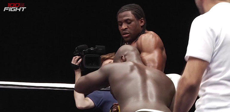 Francis Ngannou's only loss.