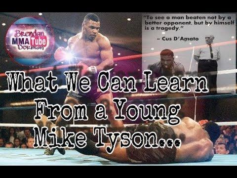 Mike Tyson Breakdown Brendan Dorman Narration.