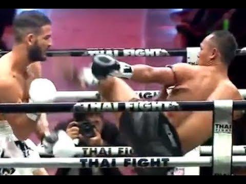 Saenchai Is Untouchable In Muay Thai.