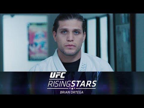Brian Ortega and his rise in the UFC.