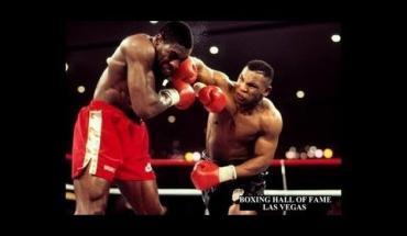 Mike Tyson tko's Frank Bruno.