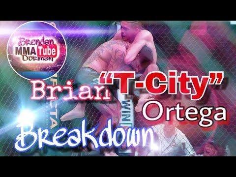 Brian Ortega, a BJJ Black Belt.