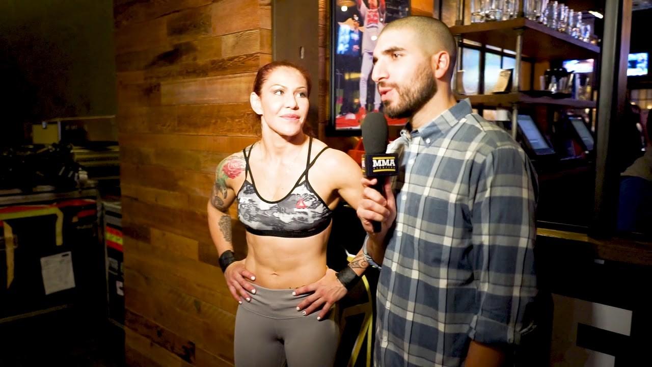 Cyborg Nation UFC 222 vlog 3.