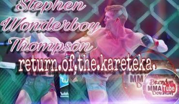 Stephen Wonderboy Thompson Breakdown.