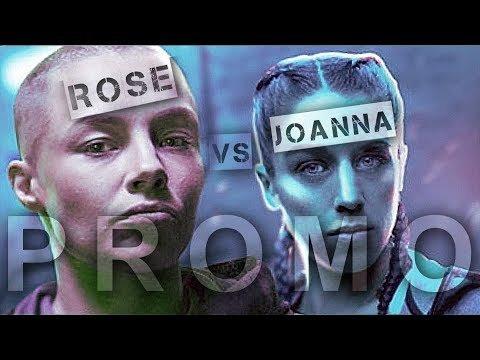 Rose Namajunas Vs Joanna Promo.