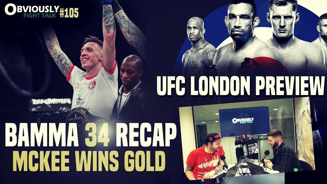 UFC London preview and more.