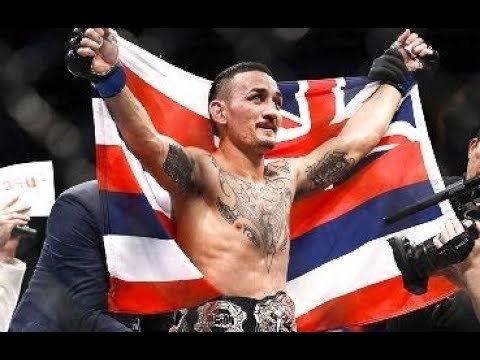 """Max Holloway's """"It is what it is"""""""