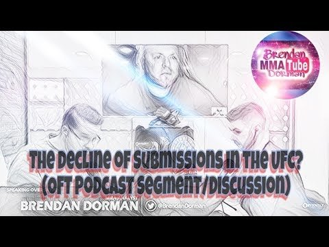Decline of submissions.