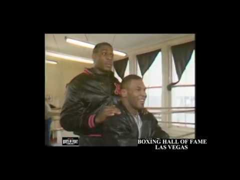 Mike Tyson Meets Frank Bruno.